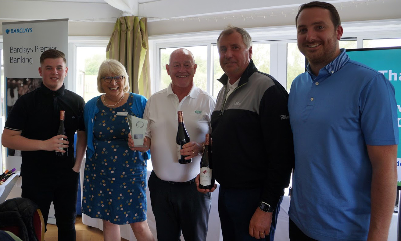 Brendon Care Golf Day