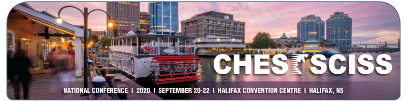 Ches National Conference - Halifax