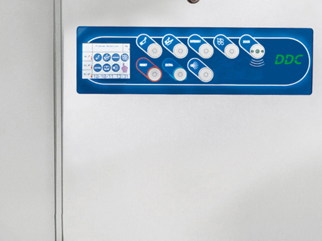 DDC Dolphin Panamatic XLC Bedpan Washer Disinfector Control Panel2